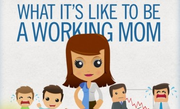 5 REASONS WHY WORKING MUMS MAKE THE BEST BUSINESSWOMEN