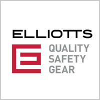 Elliotts logo tile