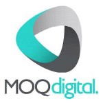 MOQ Digital logo Tile