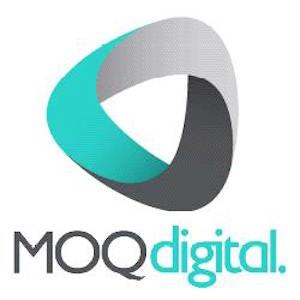 MOQ Digital logo Tile