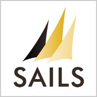 Sails Restaurant Logo Tile GOOD