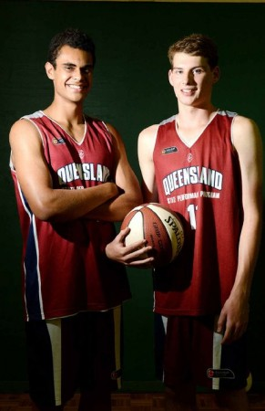 basketbal qld