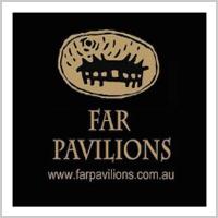 Far Pavilions Logo Tile