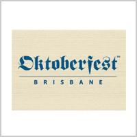 Oktoberfest Brisbane Logo Tile