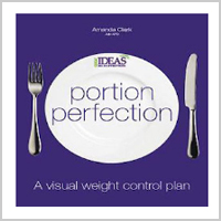 Portion Perfection logo tile