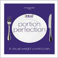 Portion Perfection logo tile
