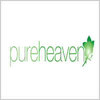 Pure Heaven Logo Tile