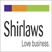 Shirlaws Logo Tile