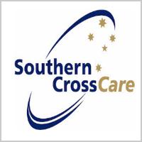 Southern Cross Care Logo Tile