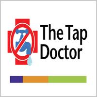 The Tap Doctor Logo Tile
