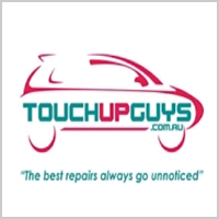 Touch Up Guys Logo Tile