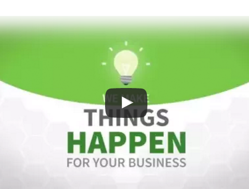 we make things happen for your business