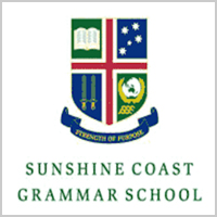 Sunshine Coast Grammar School Logo Tile