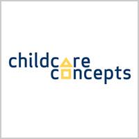 Childcare Concepts logo tile