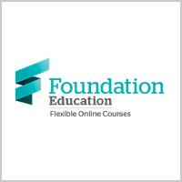 Foundation Education logo tile
