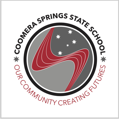 Coomera Springs Logo Tile