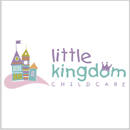 Little Kingdom Logo Tile with border