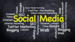 social media part of your digital marketing strategy