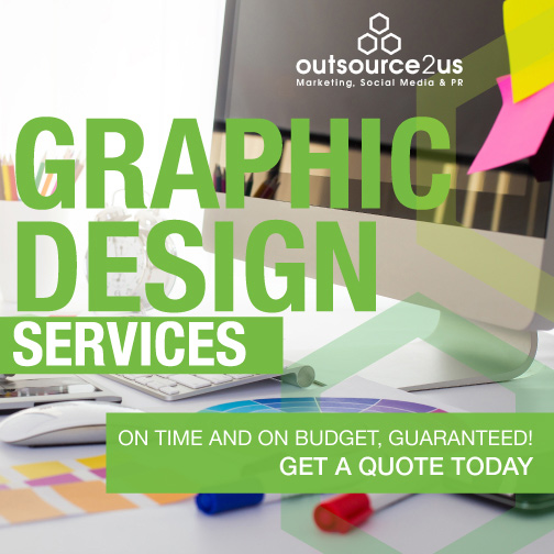 Graphic Design Services Brisbane - Outsource to Us