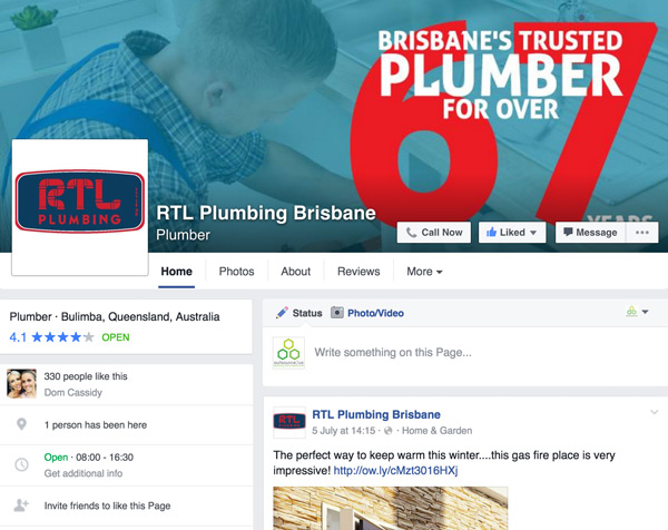 RTL Plumbing Services Brisbane