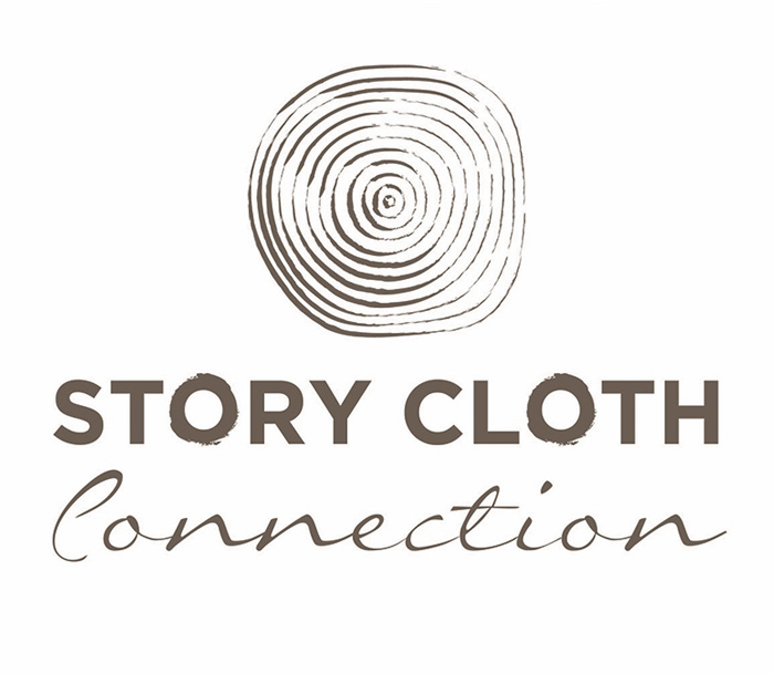 Story Cloth Connection Logo