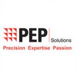 PEP Solutions Logo - O2Us