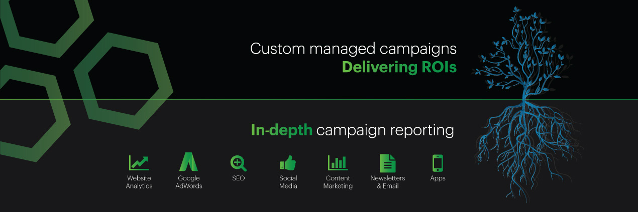 Custom managed campaign