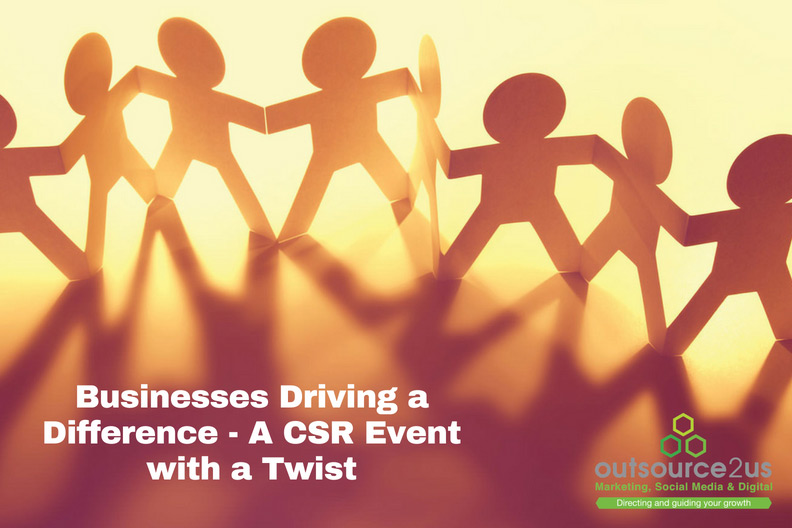 Businesses Driving a Difference Event