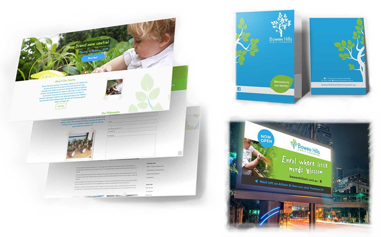 Bowen Hills EL Promotional Banner - Outsource2Us