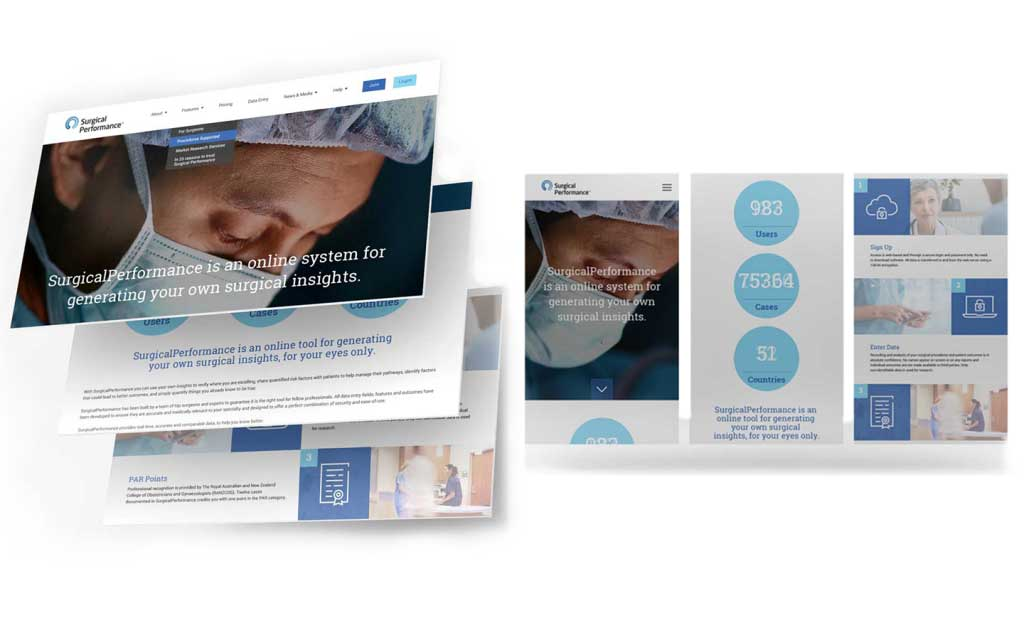 Surgical Performance Promotional Banner - Outsource2Us