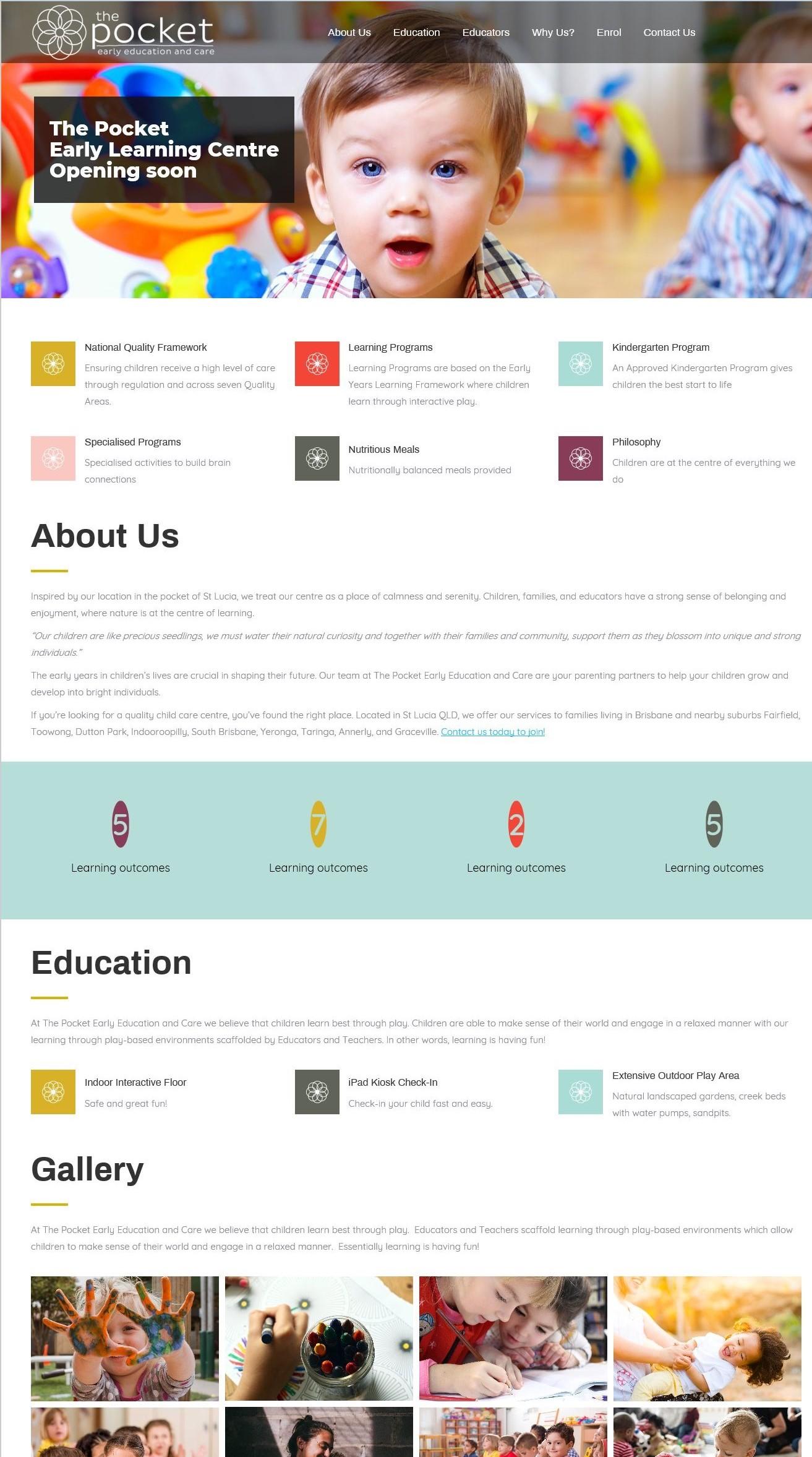 Pocket Website - Outsource2Us